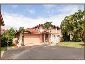 Property for sale at 94-216A Kikepa Place Unit: 37, Waipahu,  HI 96797