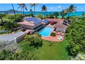 Property for sale at 23 Kai Nani Place, Kailua,  HI 96734