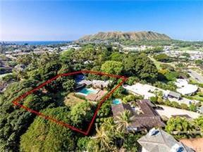 Property for sale at 4341 Panini Loop, Honolulu,  HI 96816